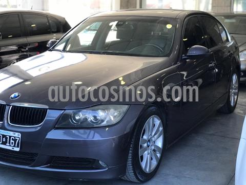 BMW Serie 3 330i SportLine Aut usado (2008) color Gris Oscuro precio u$s35.000