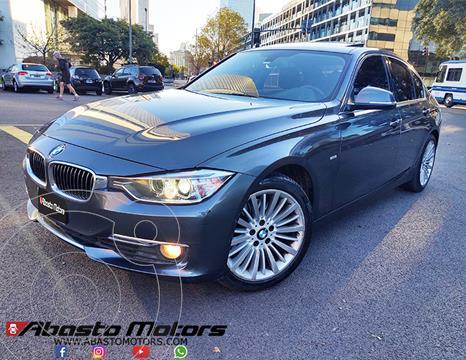 BMW Serie 3 328i usado (2013) color Gris Grafito precio u$s23.900