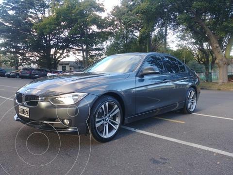 BMW Serie 3 328i Sport Line usado (2014) color Gris Mineral precio u$s28.600