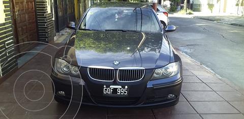 BMW Serie 3 320i usado (2007) color Gris Grafito precio $1.700.000