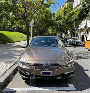 BMW Serie 3 328i Luxury usado (2013) color Bronce precio u$s23.500