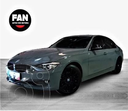 BMW Serie 3 318 I usado (2013) color Gris precio u$s26.000