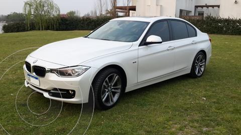 BMW Serie 3 328i Sport Line usado (2016) color Blanco precio u$s30.000