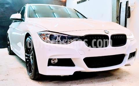 foto BMW Serie 3 335i Sportive usado (2015) color Blanco precio u$s35.000