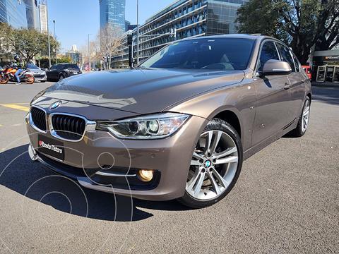 BMW Serie 3 328i Sport Line usado (2014) color Bronce precio u$s31.900