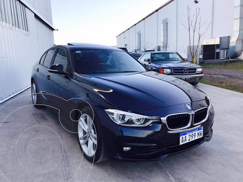 BMW Serie 3 320i usado (2016) color Azul Monaco precio u$s32.000