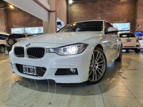 BMW Serie 3 335i Paquete M usado (2014) color Blanco financiado en cuotas(anticipo u$s17.000)