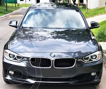 BMW Serie 3 320i usado (2014) color Gris Grafito precio $3.450.000