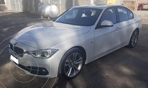 BMW Serie 3 320i SportLine Aut usado (2019) color Blanco Mineral precio $6.000.000
