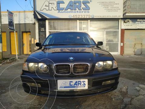 BMW Serie 3 320 usado (2001) color Negro precio $750.000