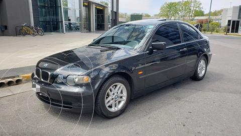 BMW Serie 3 316TI  COMPACT ACTIVE  (LN) usado (2002) color Negro precio u$s9.500