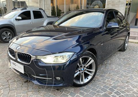 BMW Serie 3 330I SEDAN SPORT LINE usado (2016) color Azul Petroleo precio u$s29.500