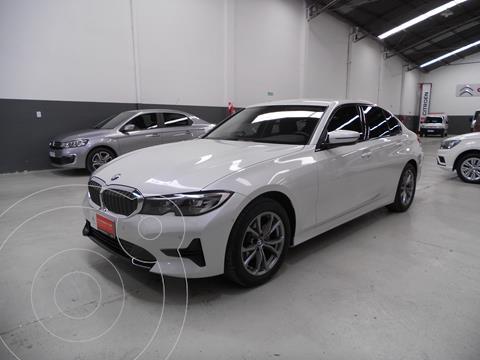 BMW Serie 3 320i SportLine Aut usado (2020) color Blanco precio $7.350.400