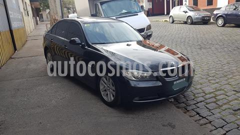 BMW Serie 3 320d Active usado (2008) color Negro precio u$s10.900