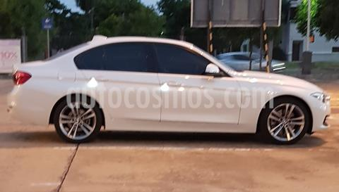 BMW Serie 3 330i Sport Line usado (2017) color Blanco precio $4.500.000