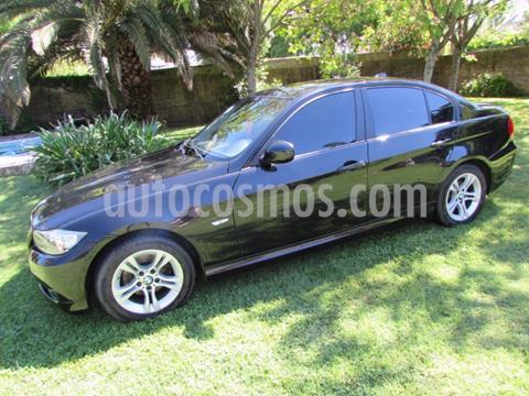 BMW Serie 3 320i Executive usado (2011) color Negro precio u$s12.500