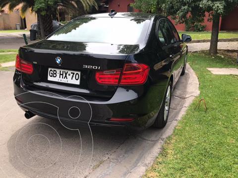 BMW Serie 3 320i Sport Aut  usado (2014) color Negro precio $15.500.000