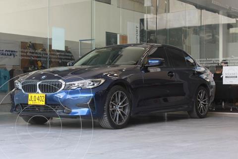 BMW Serie 3 330i Sport Line   usado (2020) color Azul precio $149.900.000