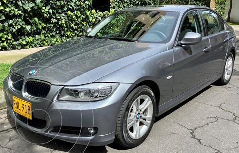 BMW Serie 3 320i Aut usado (2012) color Gris precio $55.500.000