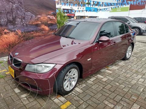 BMW Serie 3 318i usado (2009) color Rojo Barbera precio $34.000.000