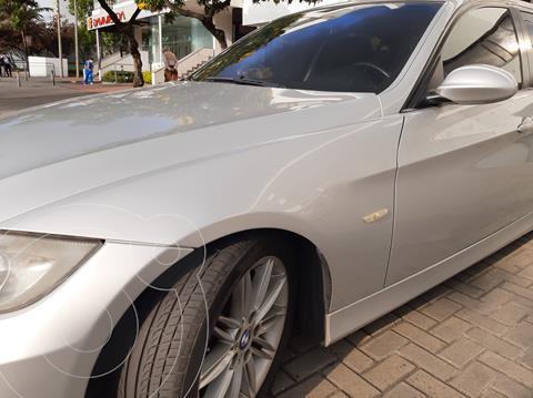 BMW Serie 3 320i Aut usado (2006) color Plata Titanium precio $36.900.000