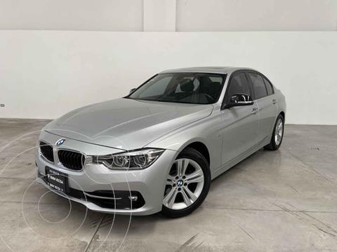 BMW Serie 3 320iA Sport Line usado (2017) color Plata Dorado precio $429,000