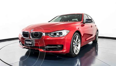 BMW Serie 3 320i Sport Line  usado (2013) color Rojo precio $289,999