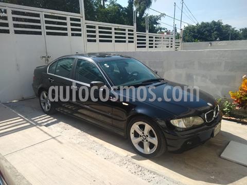 BMW Serie 3 330iA usado (2005) color Negro precio $95,000