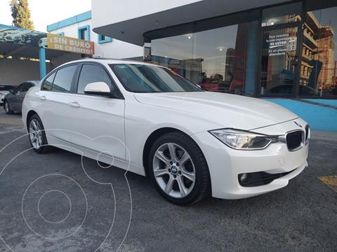 BMW Serie 3 320iA Luxury Line usado (2015) color Blanco precio $279,000