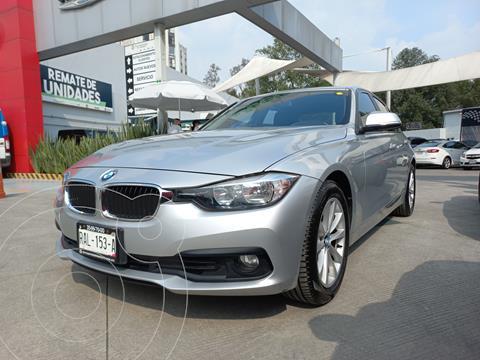 BMW Serie 3 320iA usado (2017) color Plata precio $348,000