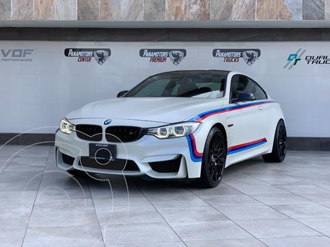 BMW Serie 3 325i Coupe  usado (2017) color Blanco precio $865,000