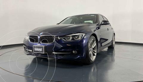 BMW Serie 3 330iA Sport Line Plus usado (2016) color Azul precio $372,999