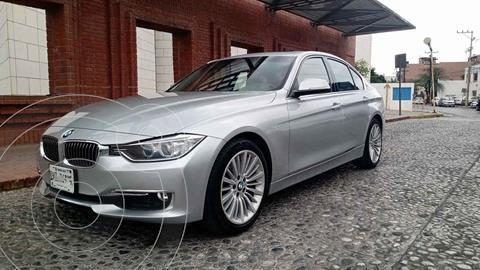 BMW Serie 3 328i Luxury Line usado (2012) color Plata precio $260,000