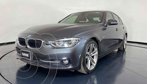 BMW Serie 3 320iA Luxury Line usado (2016) color Gris precio $419,999