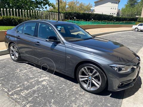 BMW Serie 3 320iA Sport Line usado (2018) color Gris Mineral precio $420,000