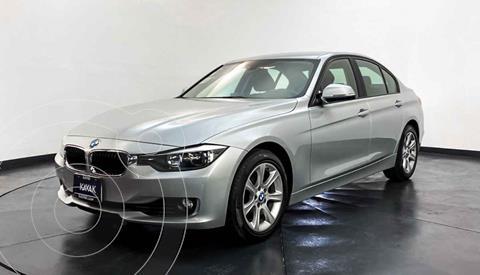 BMW Serie 3 320iA usado (2015) color Plata precio $279,999