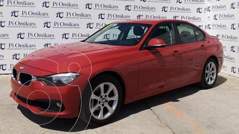 BMW Serie 3 325iA Bussines usado (2016) color Rojo precio $295,000