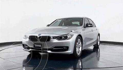 BMW Serie 3 320iA Sport Line usado (2014) color Plata precio $282,999