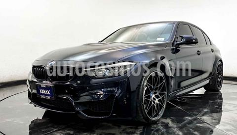 BMW Serie 3 330iA M Sport usado (2019) color Negro precio $1,127,999