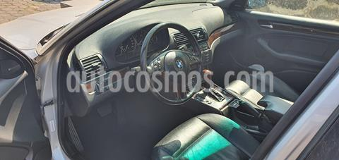 BMW Serie 3 330iA usado (2001) color Plata precio $97,500