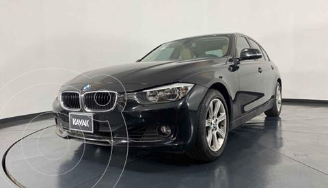 BMW Serie 3 320iA usado (2015) color Negro precio $302,999