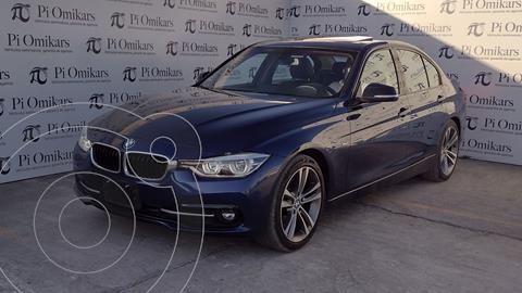 BMW Serie 3 330iA M Sport  usado (2018) color Azul precio $465,000