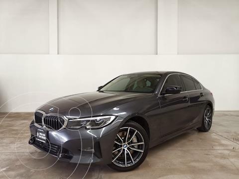 BMW Serie 3 330iA Sport Line usado (2020) color Gris precio $895,000