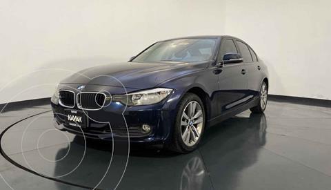 BMW Serie 3 328iA usado (2013) color Azul precio $267,999