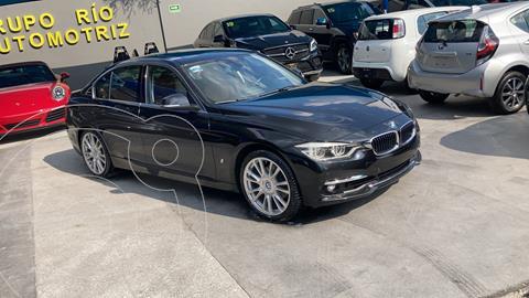 BMW Serie 3 330e Luxury Line (Hibrido) Aut usado (2017) color Negro precio $419,000