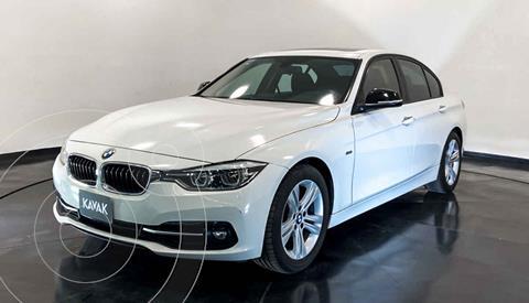 BMW Serie 3 320iA Luxury Line usado (2016) color Blanco precio $364,999
