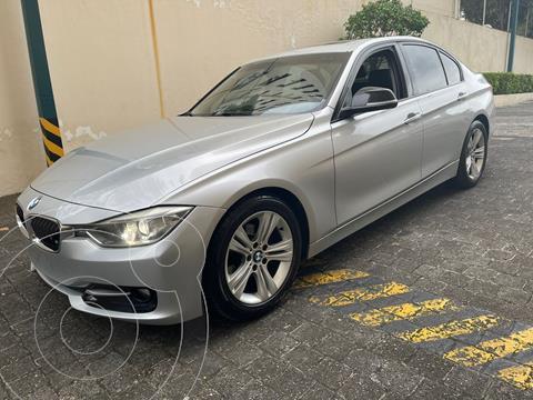 BMW Serie 3 320i Sport Line  usado (2013) color Gris precio $240,000