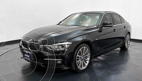 BMW Serie 3 320iA Luxury Line usado (2016) color Negro precio $444,999