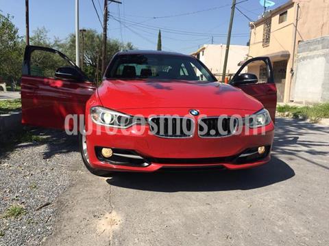 BMW Serie 3 320i Sport Line  usado (2013) color Rojo Melbourne precio $235,000
