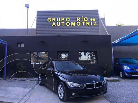 BMW Serie 3 320iA M Sport  usado (2015) color Negro precio $269,000